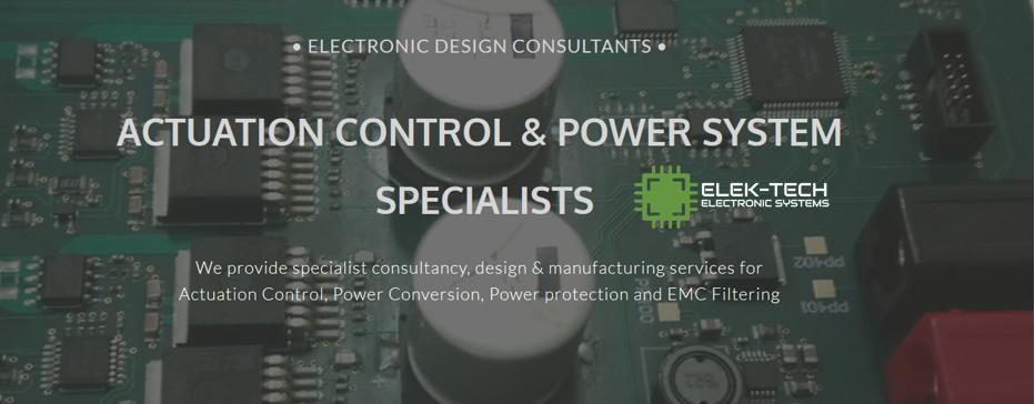 Elek Tech Electronic Systems Ees Uk Linkedin
