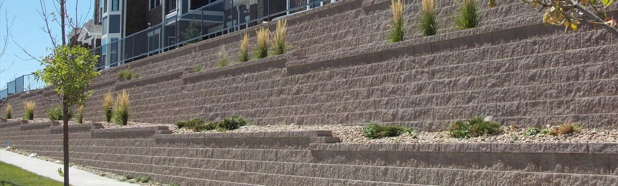 Keystone Retaining Wall Systems Llc