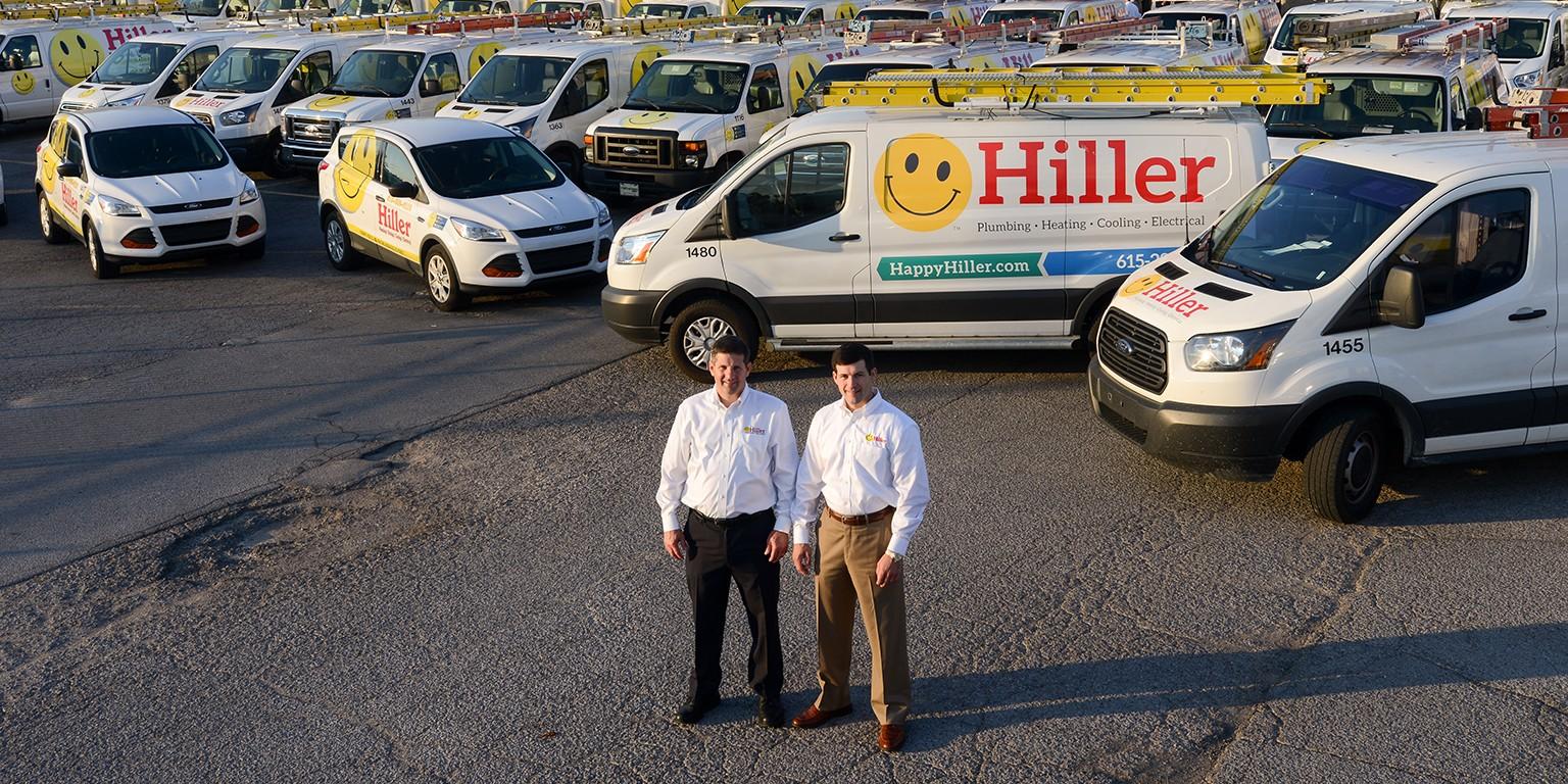 Hiller Plumbing Heating Cooling Electrical Linkedin