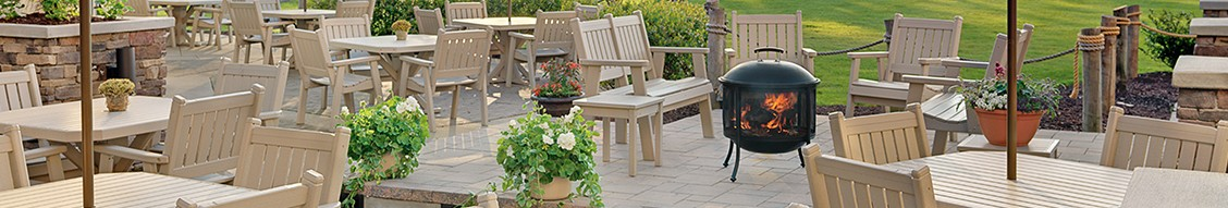 By The Yard Inc Maintenance Free Outdoor Furniture Linkedin