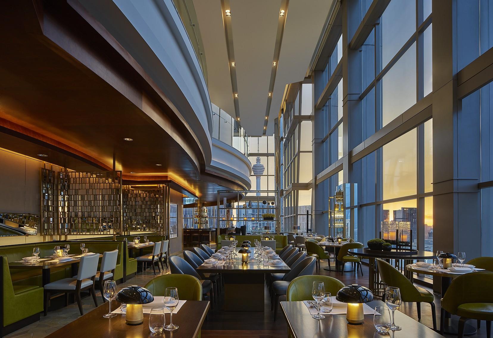 Luxury Kuala Lumpur Hotel, 5 Star Hotel in Kuala Lumpur - Banyan Tree | 1135x1656