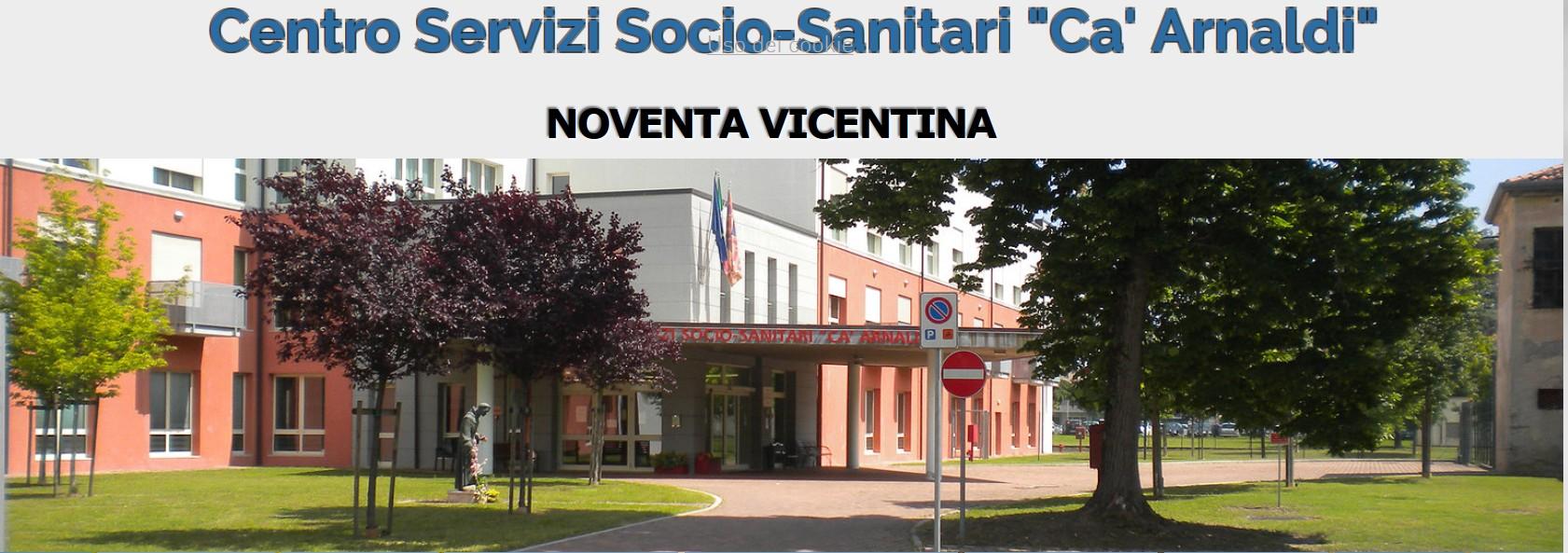 "Centro Servizi Socio Sanitari ""Ca' Arnaldi"" - IPAB | LinkedIn"