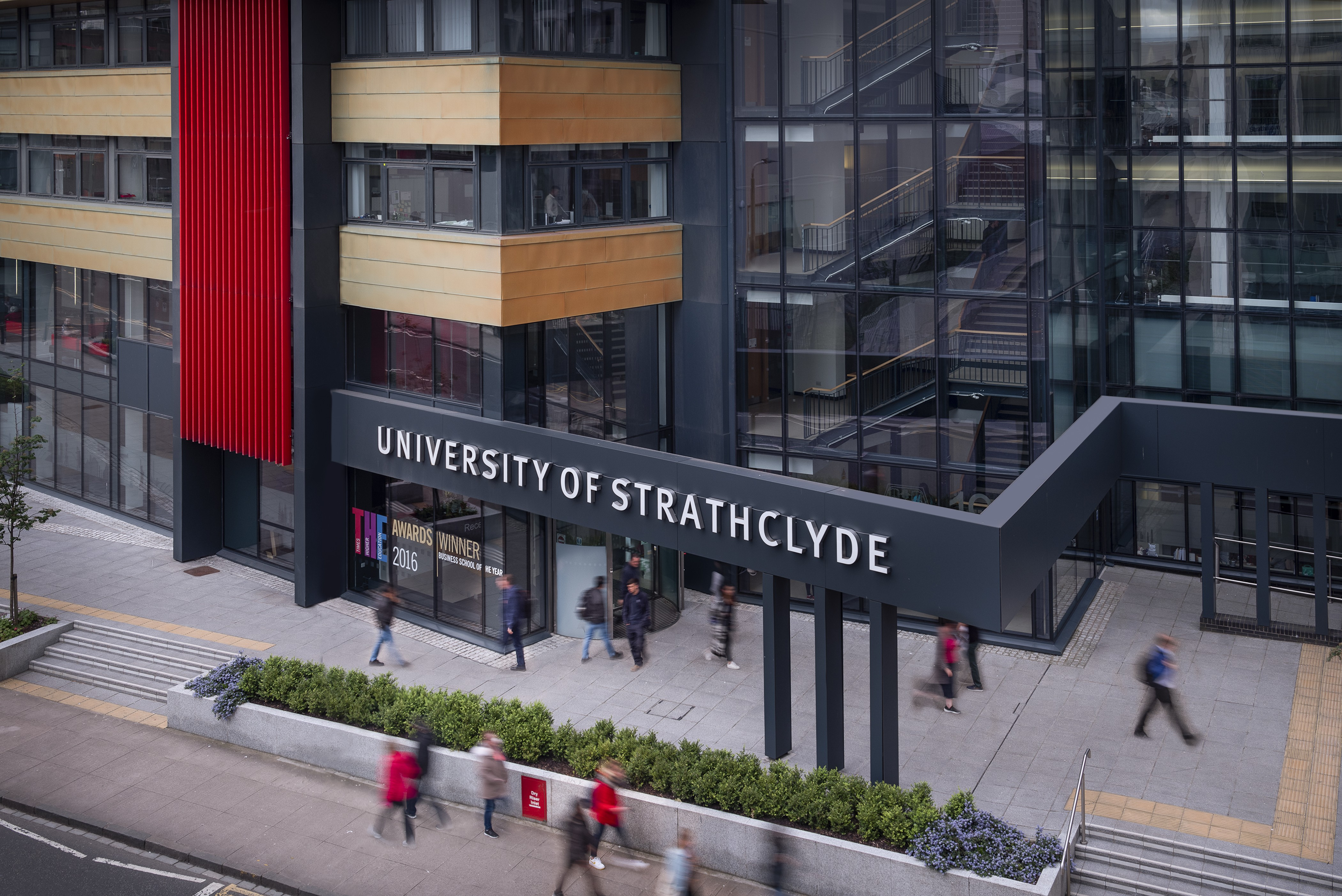 Image result for strathclyde business school