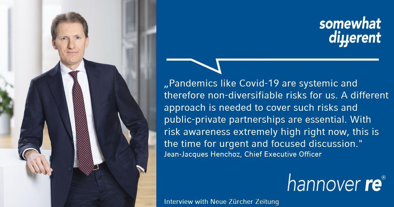 Hannover Re Linkedin