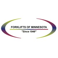 Forklifts of Minnesota logo