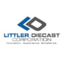 Littler Diecast logo