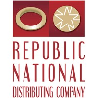 Republic National Distributing Company logo