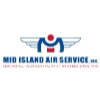 Mid Island Air Service logo