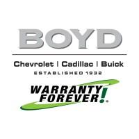 Boyd Chevrolet Cadillac Buick 领英