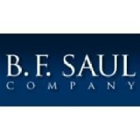 B. F. Saul logo