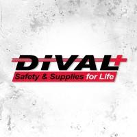 DiVal Safety Equipment logo