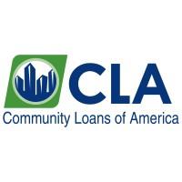 Community Loans of America logo
