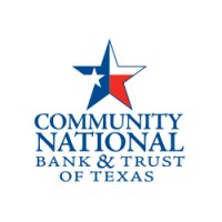 community national bank and trust of texas corsicana tx