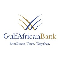 Image result for gulf african bank logo