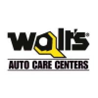 Walt's Auto Care Center logo