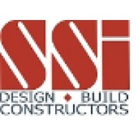 SSi Design-Build Constructors logo