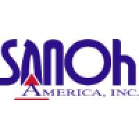 Sanoh America logo