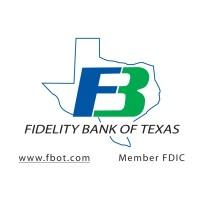 Fidelity Bank of Texas logo