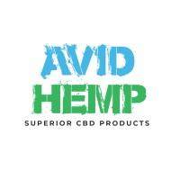 20% Avid Hemp coupon code