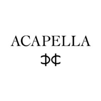 Acapella Blå