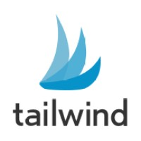 Image result for tailwind app logo