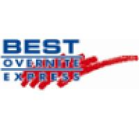 Best Overnite Express logo