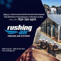 Rushing Air Treated Air Systems | LinkedIn
