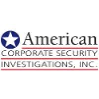 American Corporate Security logo
