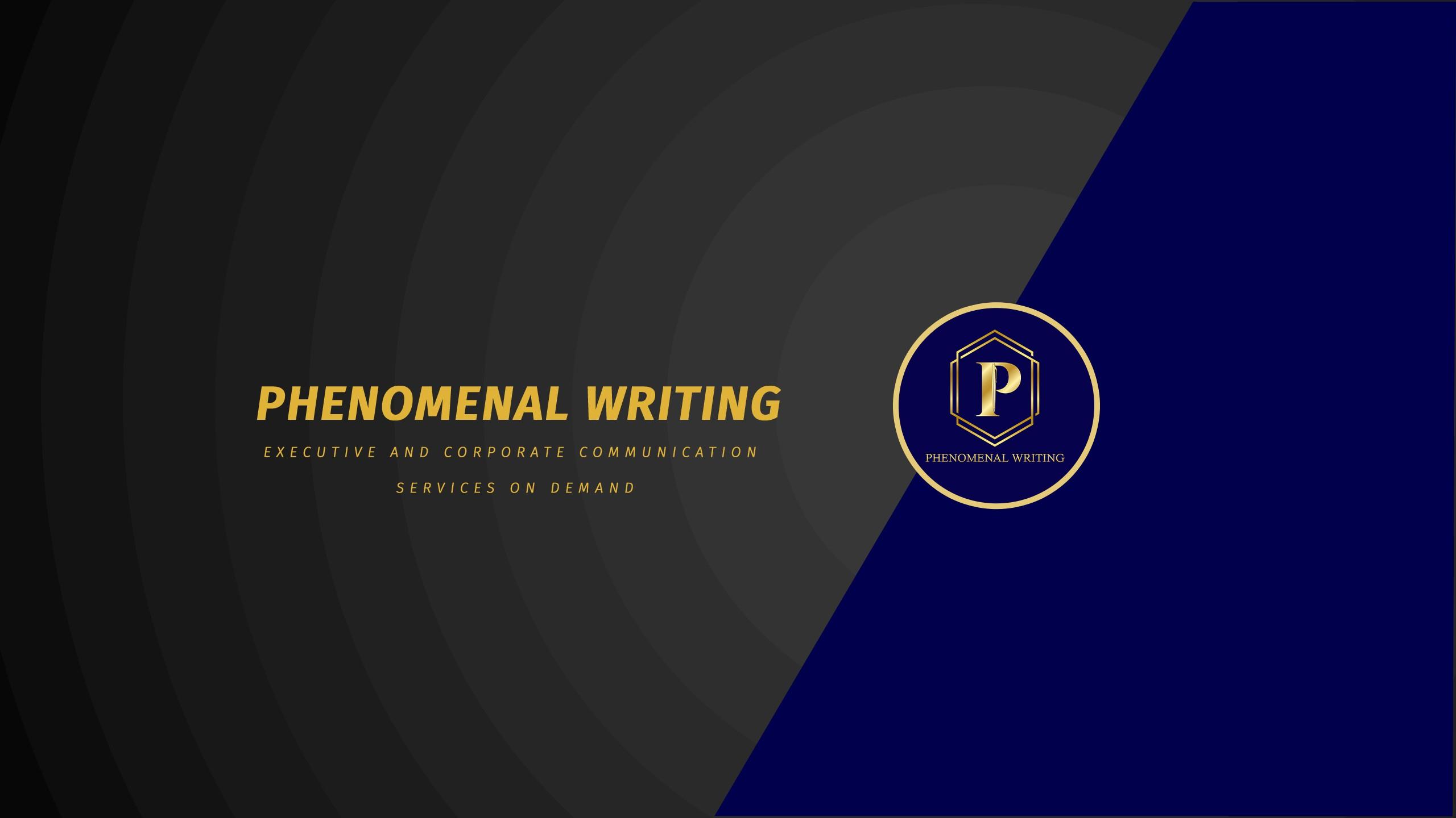 Writing companies in atlanta