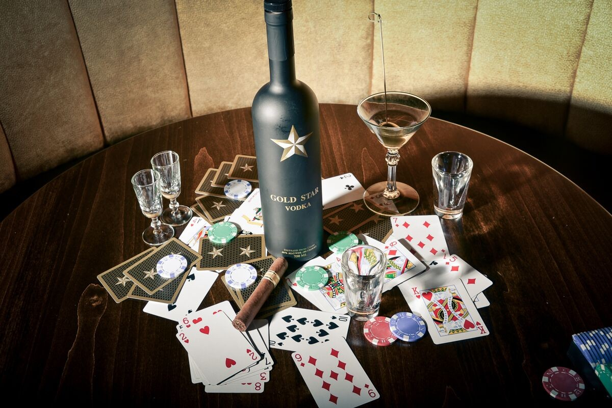 Gold Star Vodka Linkedin