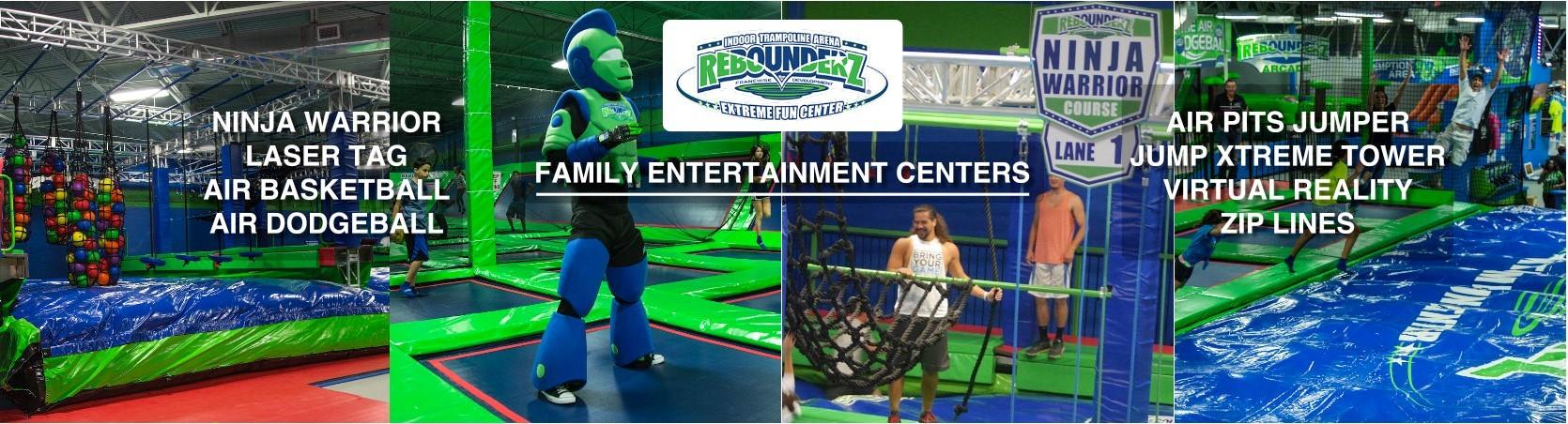 Rebounderz International Family Entertainment Centers Linkedin