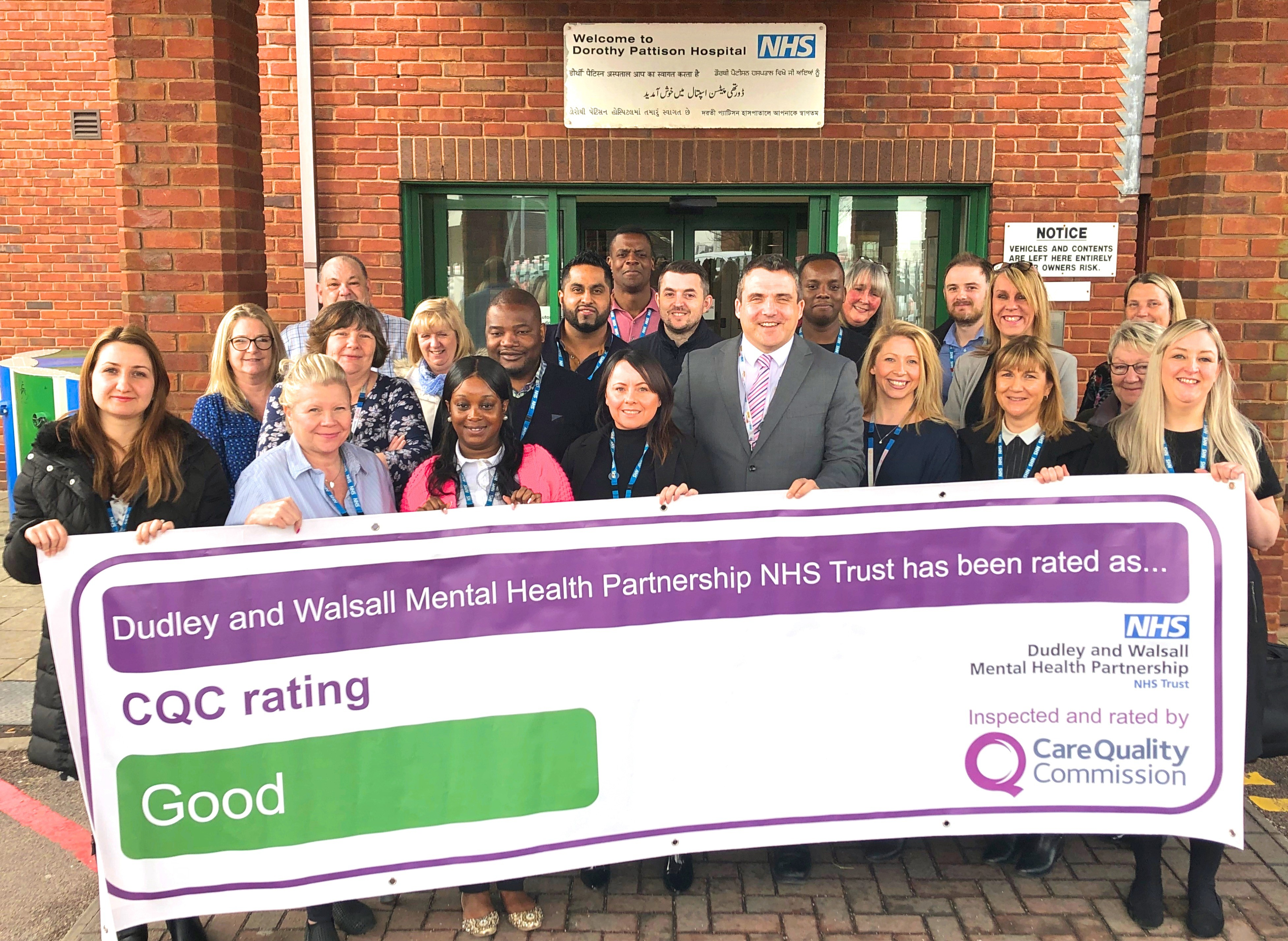 Dudley And Walsall Mental Health Partnership Nhs Trust Linkedin