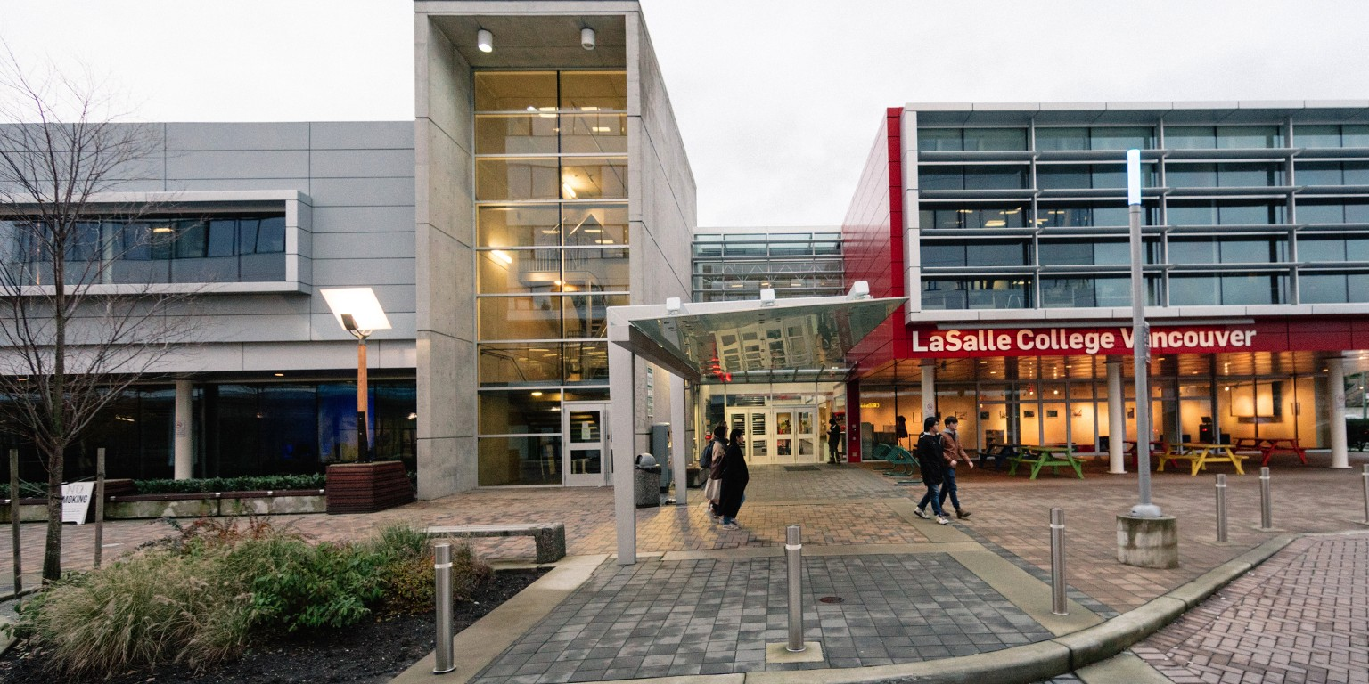 Lasalle College Vancouver Linkedin