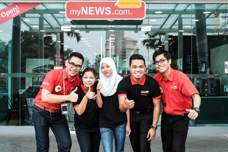 Mynews Retail Sdn Bhd Beschäftigte, Standort, Karriere   LinkedIn