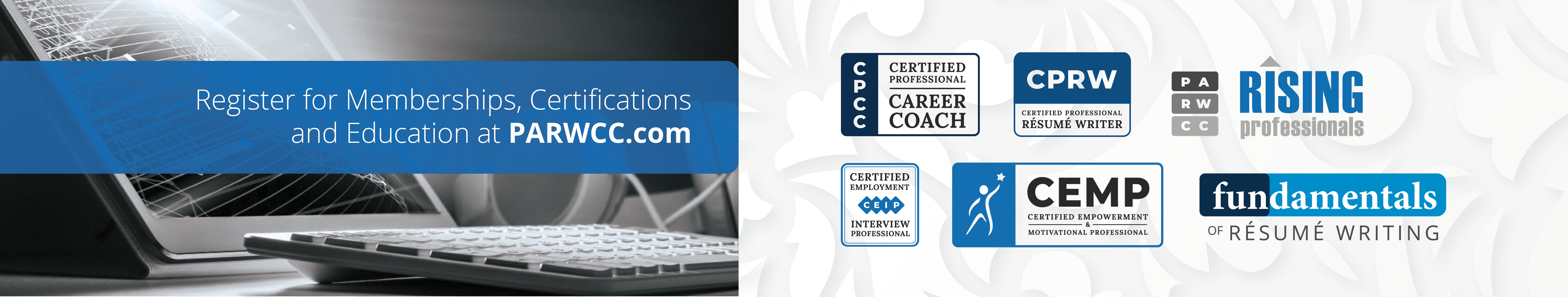 professional association of resume writers and career coaches parcc
