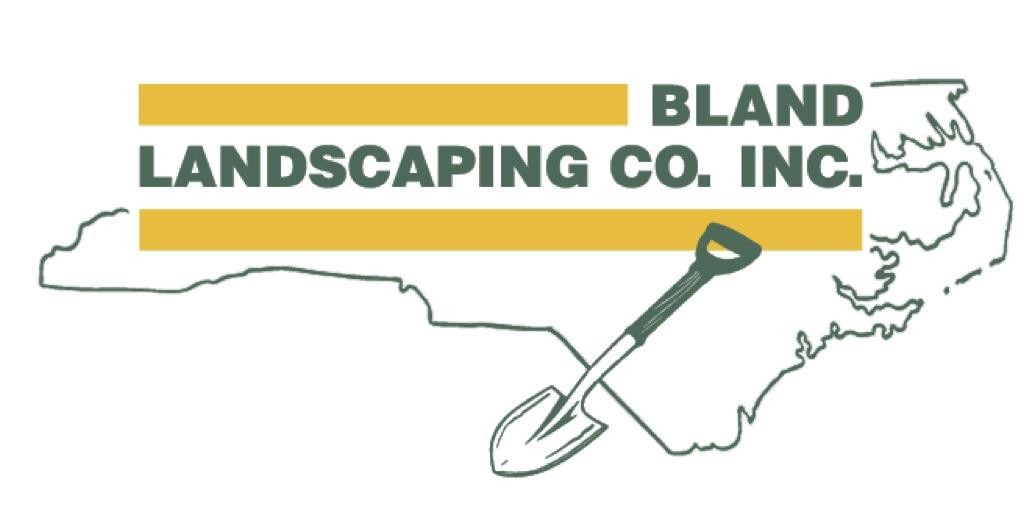 Bland Landscaping Co logo