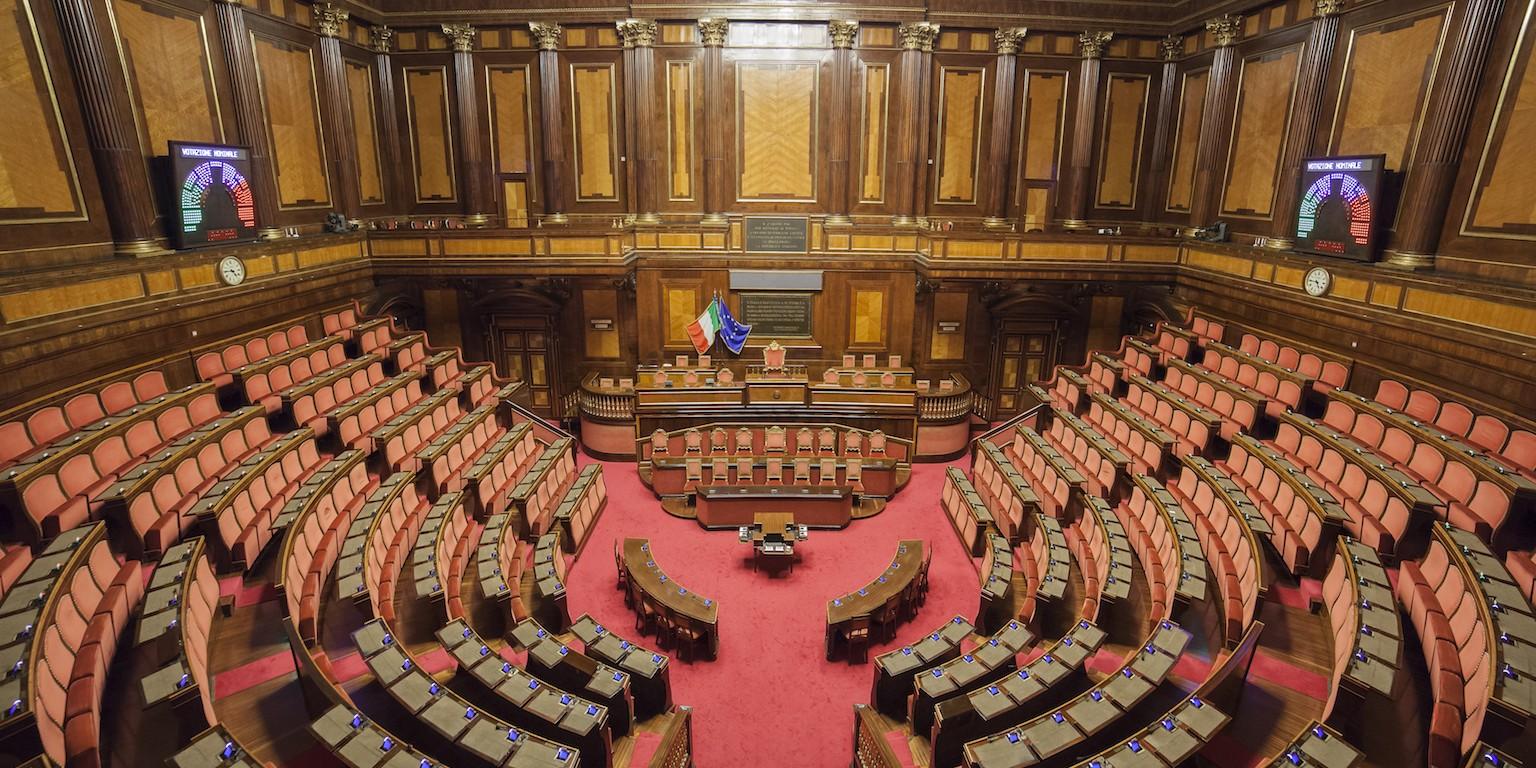Risultati immagini per immagine del senato