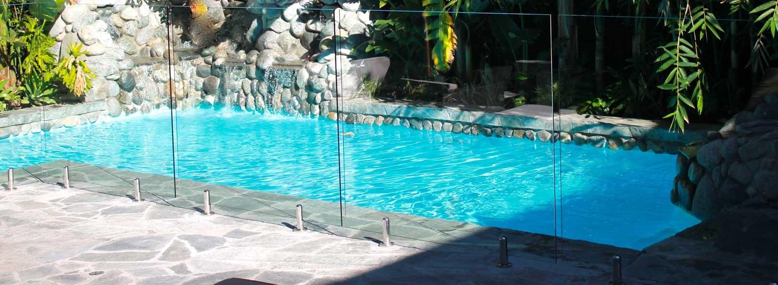 Premium Glass Pool Fencing Linkedin