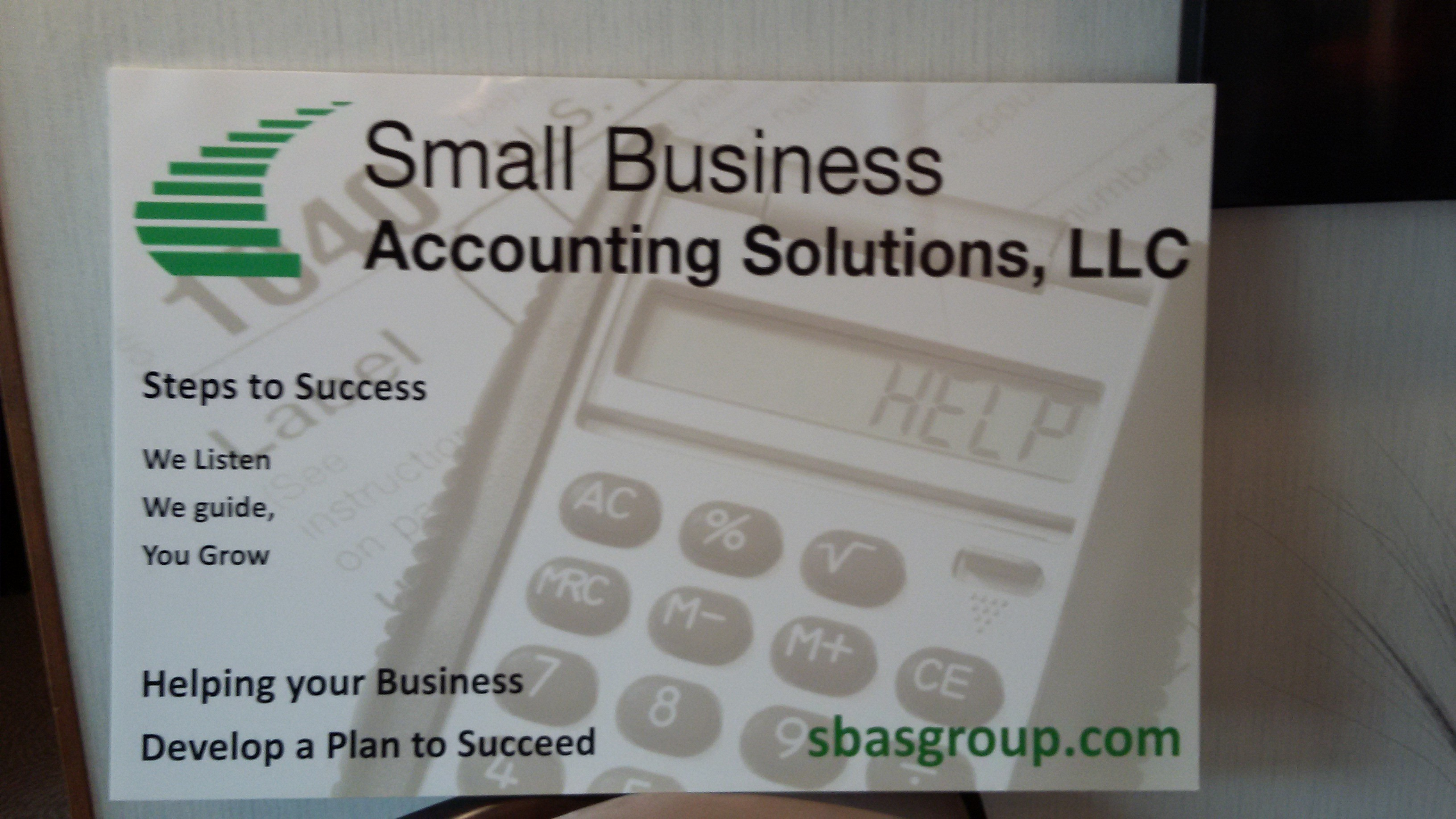 Small Business Accounting Solutions Llc Linkedin