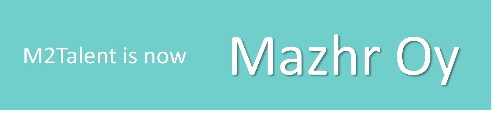 Kuvahaun tulos: mazhr logo