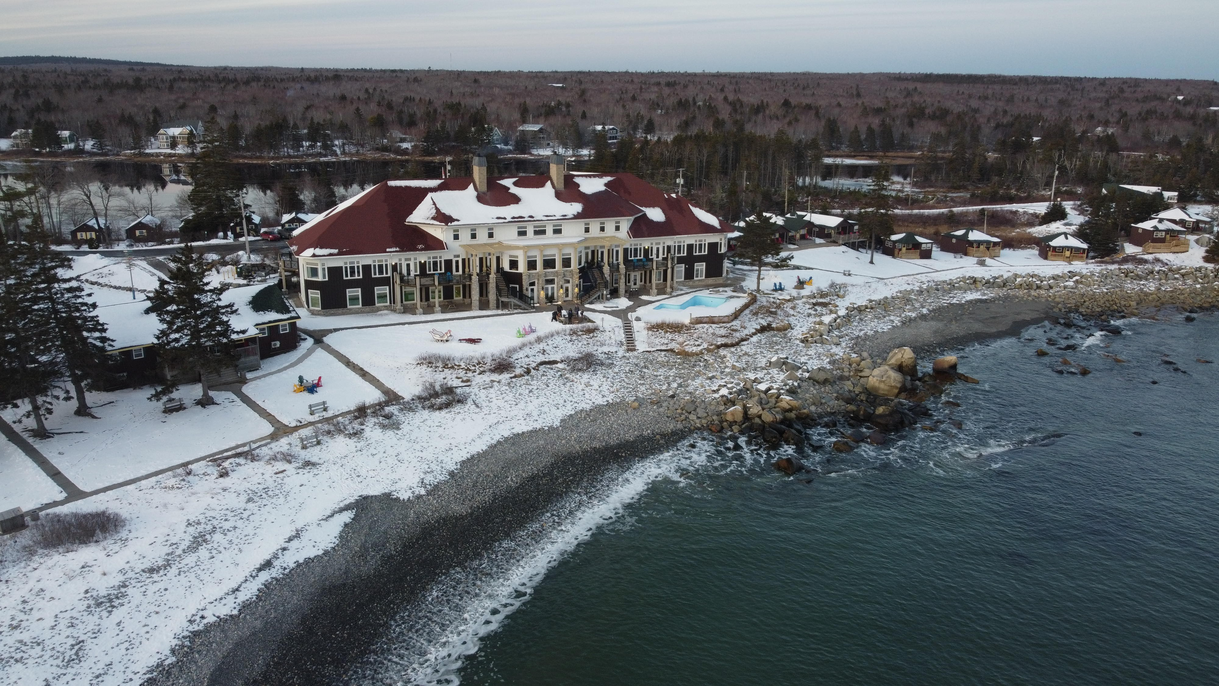 White Point Beach Resort Linkedin