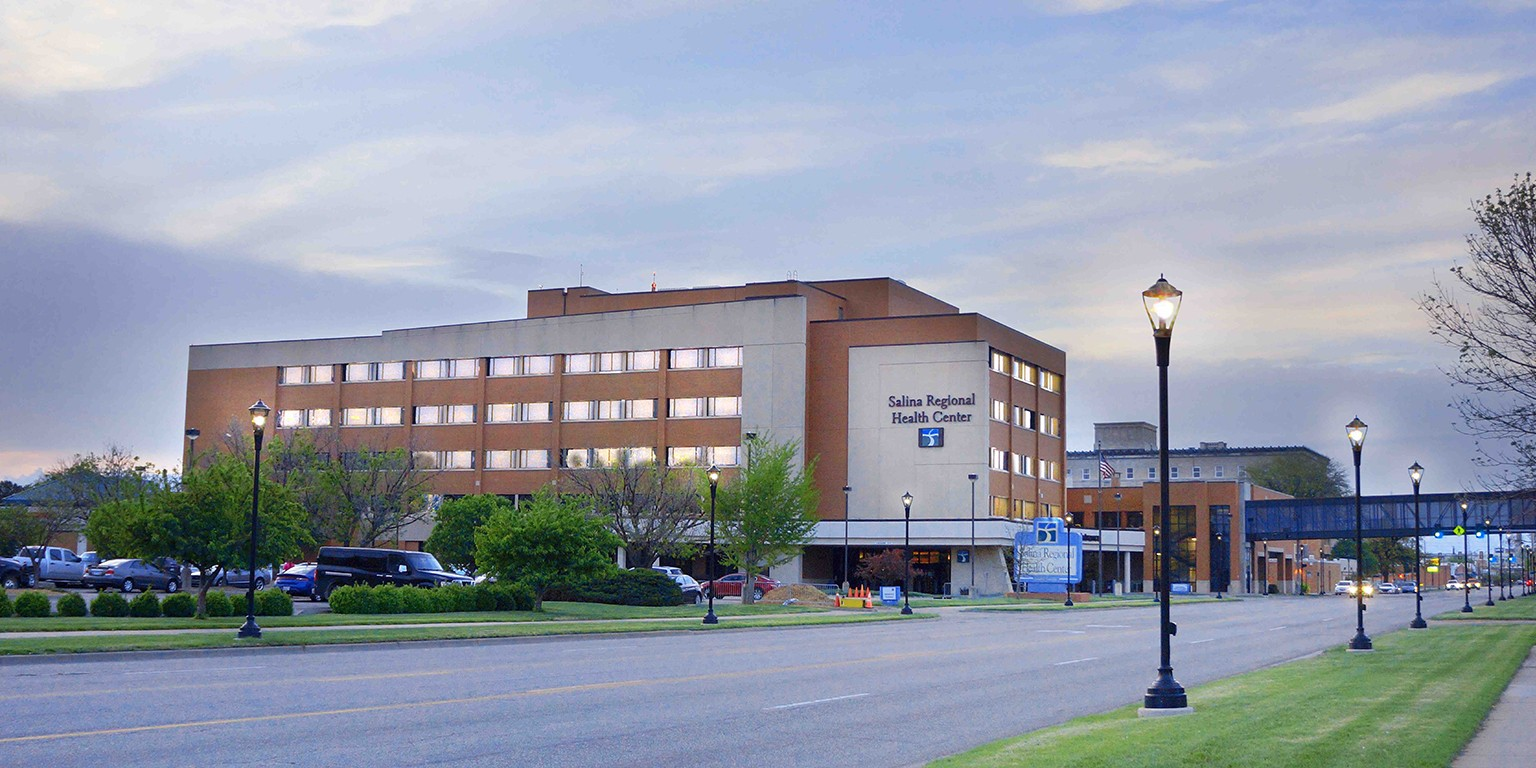 Salina Regional Health Center Linkedin