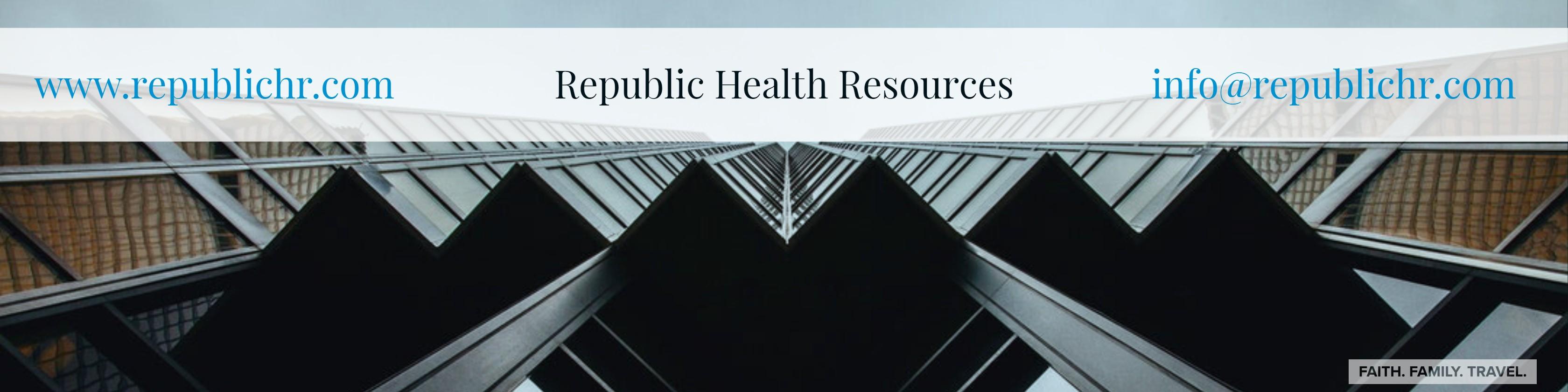 Republic Health Resources Linkedin