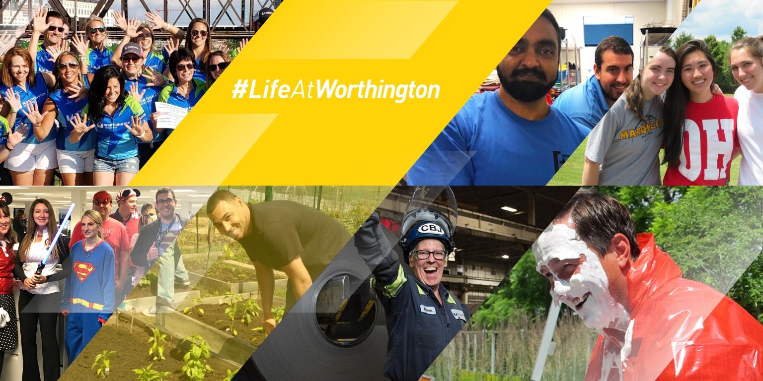 Worthington Industries Linkedin