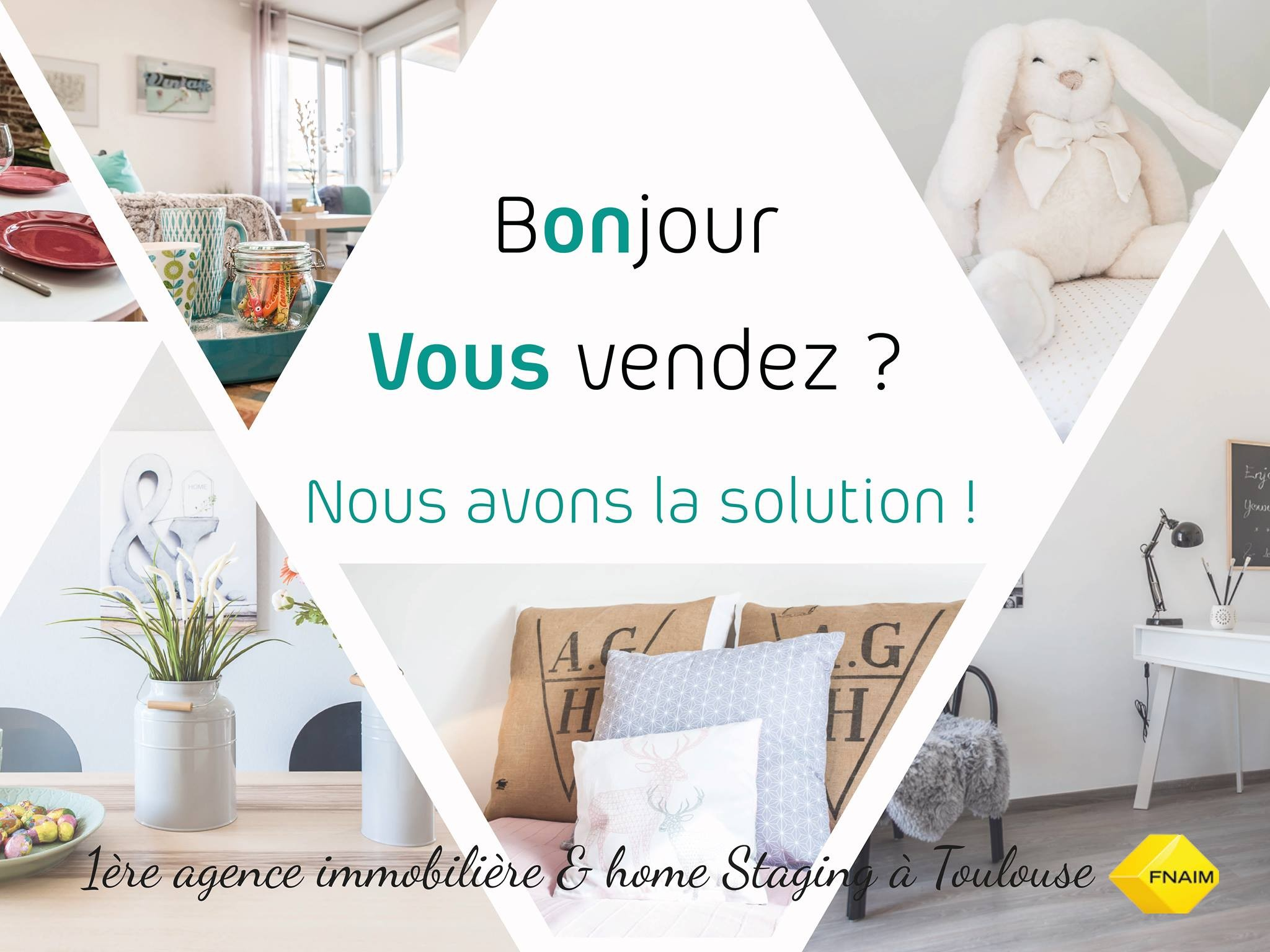 Agence Immobilière Home Staging l'immovation agence immobilière & home staging   linkedin