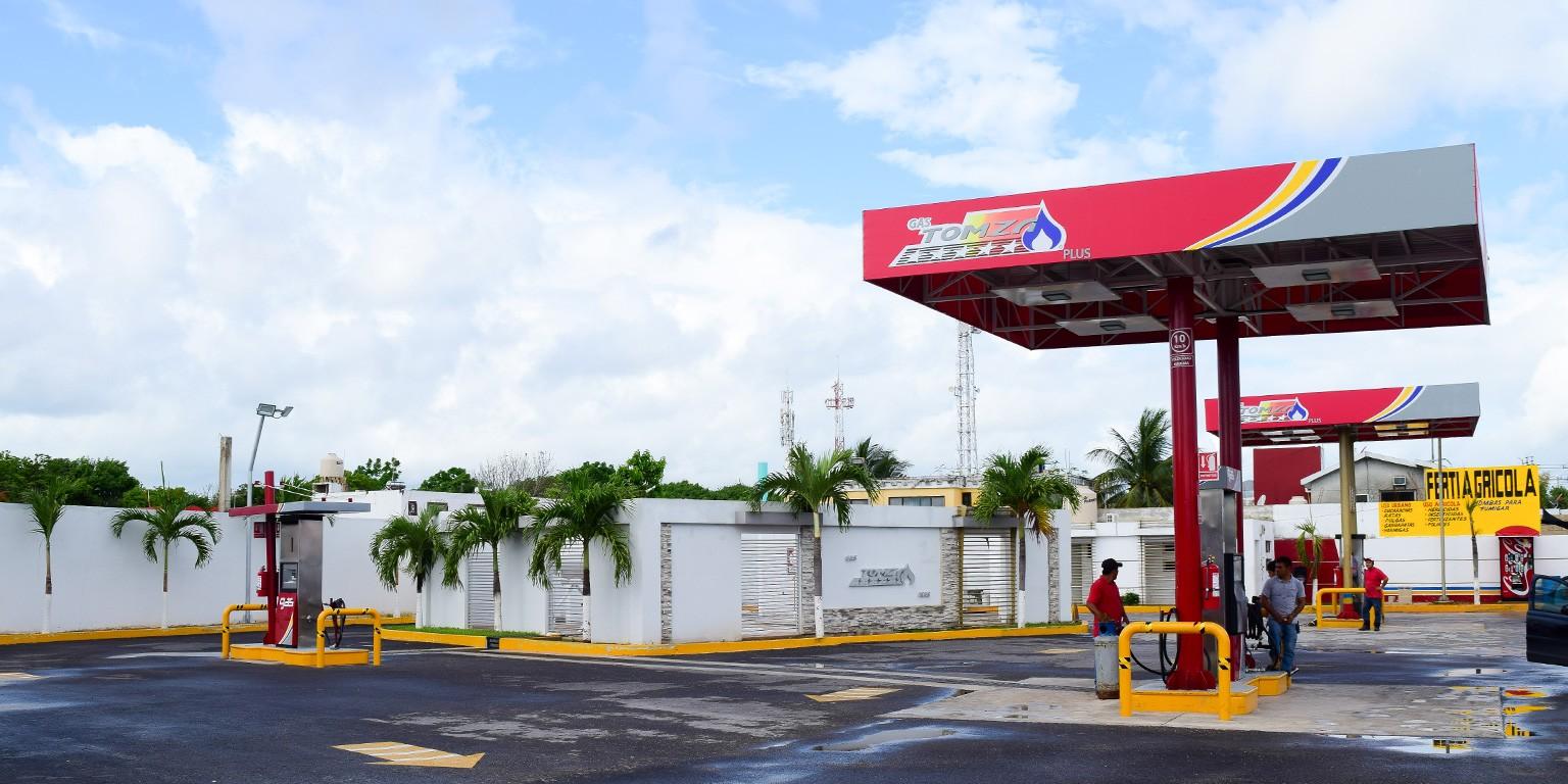 Gas Tomza Cancún | LinkedIn
