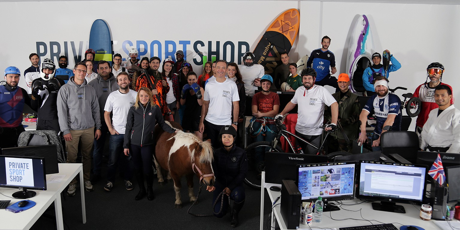 Private Sport Shop | LinkedIn