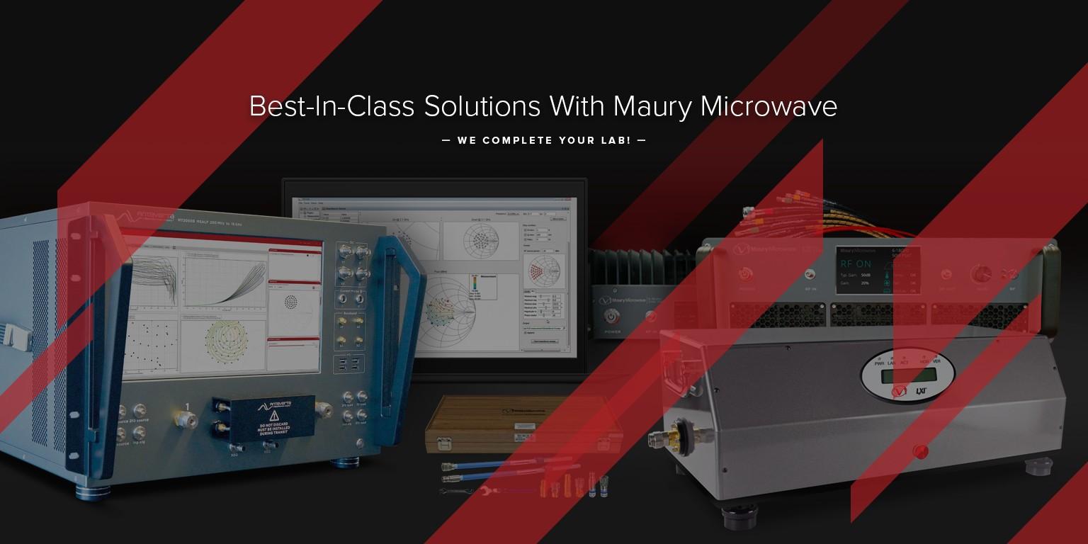 Maury Microwave Linkedin