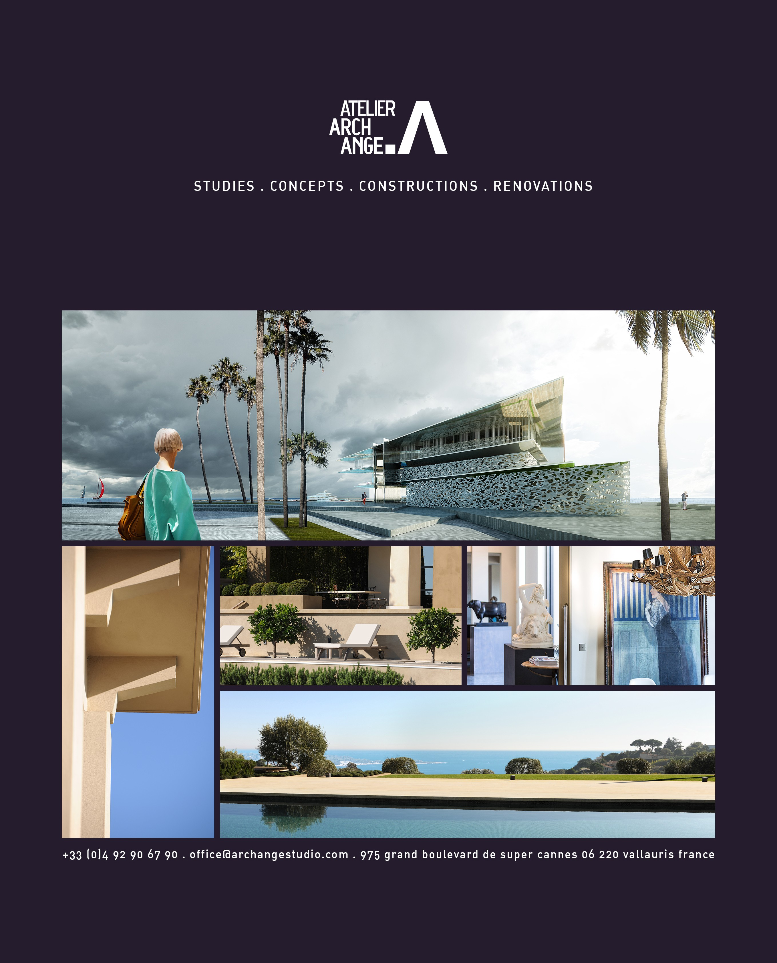 Architecte D Intérieur Cannes atelier archange | linkedin