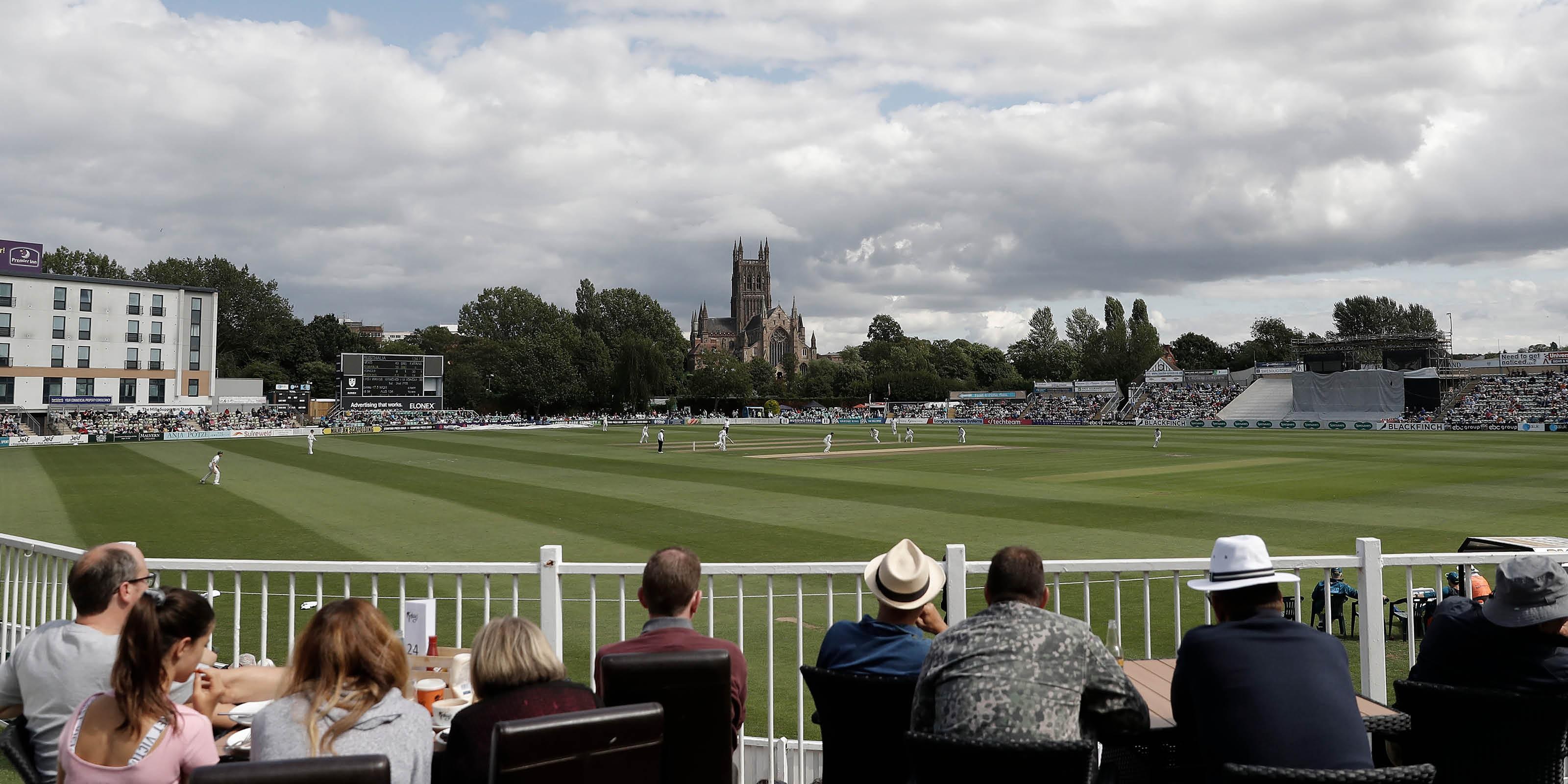 Worcestershire County Cricket Club Linkedin